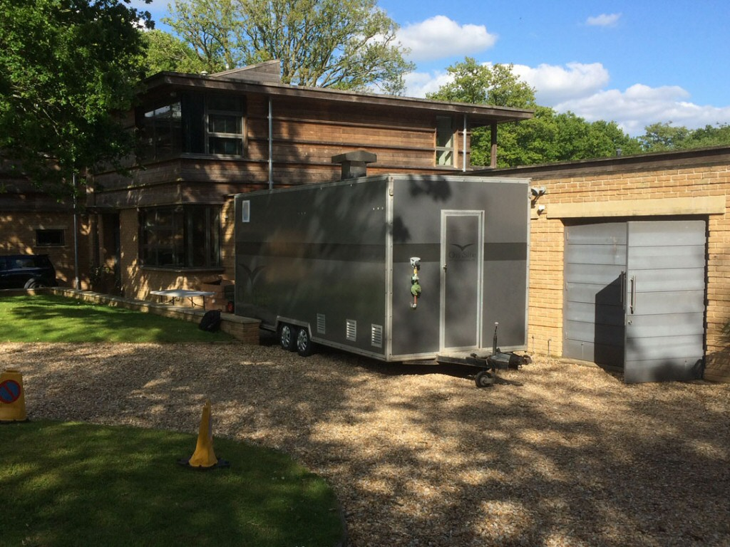 Our easily positioned mobile units can be placed within your grounds with mimimum fuss or disruption.