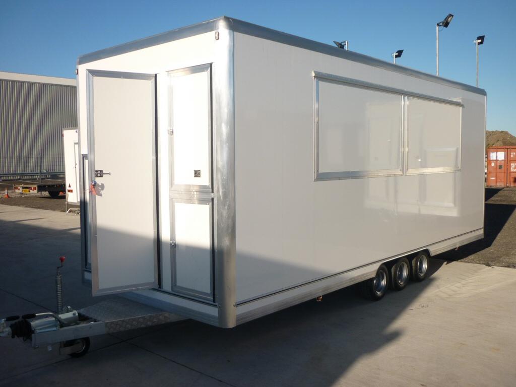 Sprinter - Takeaway / Emergency / Mobile Kitchen Hire - rental ...